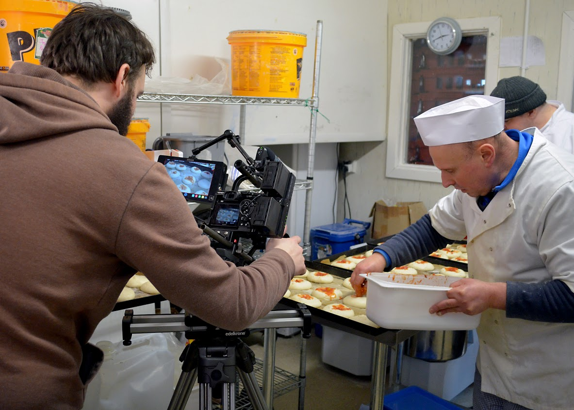 La Mediterranea Bakery Media Production